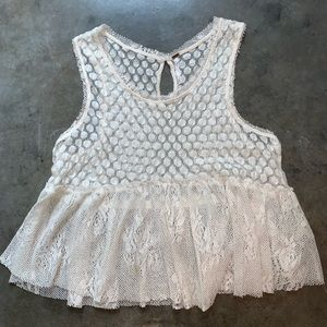 Free People Knit Tank